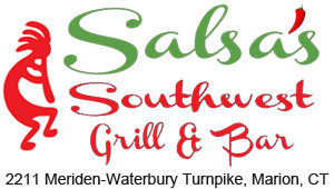 Salsas South West Bar and Grill – Southington CT Logo